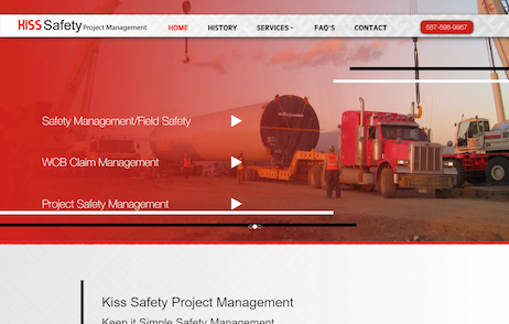 Kiss Safety Project Management